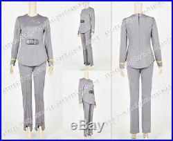 Star Trek The Motion Picture Cosplay Ilia Deltan Navigator Uniform Costume