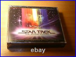 Star Trek The Motion Picture Limited Edition 3cd Ost La La Land New Sealed