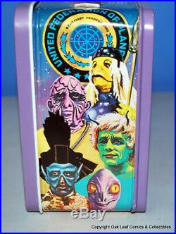 Star Trek The Motion Picture Tin Lunchbox 1979 Thermos King Seeley