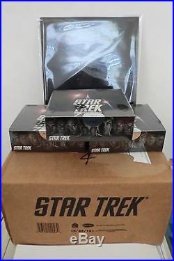 Star Trek The New Movie 2009 Rittenhouse Trading Card Box Hobby Sealed Rare