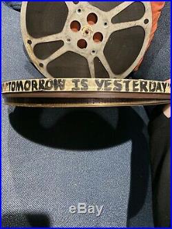Star Trek The Original Series Tomorrow is Yesterday Episode 16mm Movie Reel
