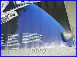 Star Trek U. S. S. Enterprise large wall Poster Vintage 1979 movie C1071
