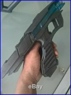 Star Trek Vengeance Rifle Replica 3d Printed Into Darkness Movie