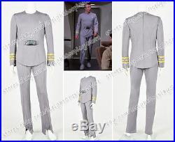 Star TrekThe Motion Picture Cosplay James T. Kirk Captain Costume Uniform Suit