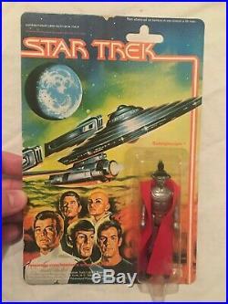 VINTAGE 1979 Mego STAR TREK Motion Picture BETELGEUSIAN Alien Italy Release MOC