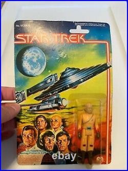 VINTAGE 1980s Mego STAR TREK The Motion Picture ARCTURIAN Alien Italy Figure MOC