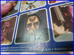 Very Rare 1979 Mego STAR TREK Motion Picture BETELGEUSIAN Alien Italy Release C8