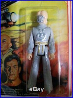 Very Rare 1979 Mego STAR TREK Motion Picture ZARANITE Alien USA RELEASE