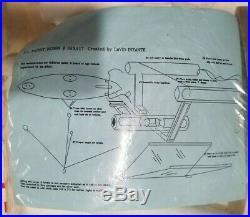 Very Rare 1979 Star Trek TMP The Motion Picture USS Enterprise Kite 2.5 Feet