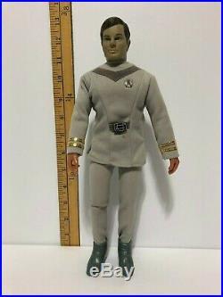 Vintage 12 Mego Star Trek the Motion Picture Decker figure 1979