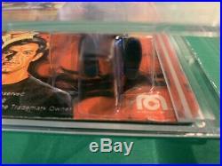 Vintage Captain Kirk Star Trek Motion Picture CAS 75 (76.7) C75 B85 F80 12 back