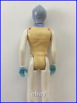 Vintage Mego Star Trek Motion Picture 1979 Rigellian Alien 3 3/4 3.75 Figure