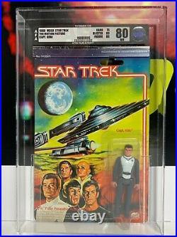 Vintage Mego Star Trek the motion picture 1979 Captain Kirk MOC. AFA 80