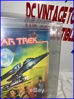 Vintage Star Trek The Motion Picture Action Figure Mr. Spock 1980 Mego Afa 85
