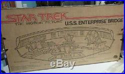 Vintage Star Trek The Motion Picture Mego Enterprise Playset MIB $759 FREE SHIP