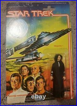 Vintage Star Trek the Motion Picture MEGARITE Figure MEGO Alien